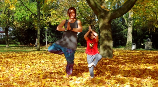 Yoga for Children with Katrin