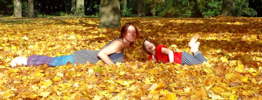 Kinderyoga mit Katrin